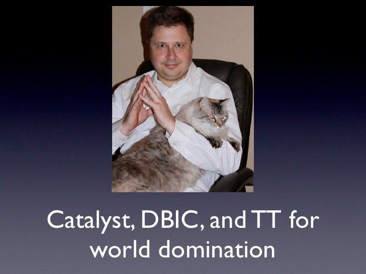 Yapc10   Cdt World Domination