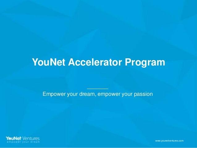 YouNet Ventures - Vietnam's pioneer seed accelerator