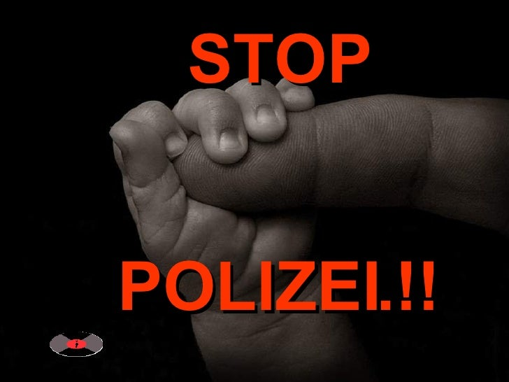 STOP POLIZEI.!!