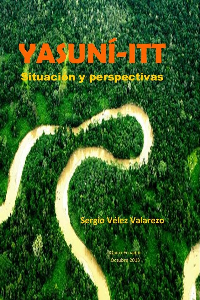 Yasuni itt situación y perspectivas issuu