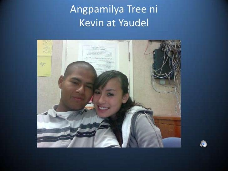 Angpamilya Tree niKevin at Yaudel<br />