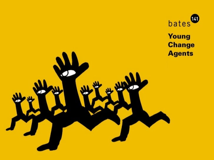 Bates Young Change Agents Launch