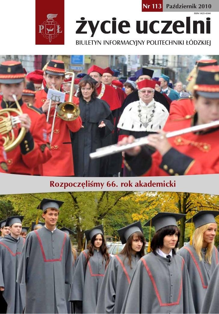 Życie Uczelni 10.2010