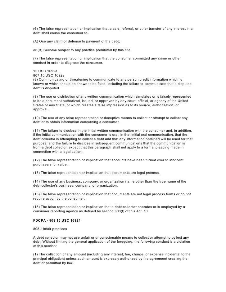 Debt collector sample resume
