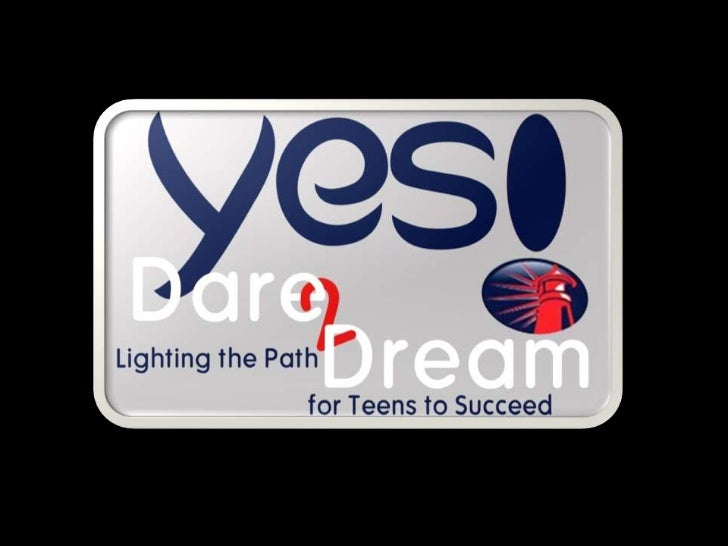 YES! Dare2Dream Parent Table Talk 2012