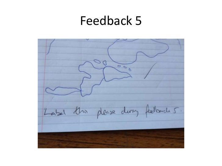 Feedback 5