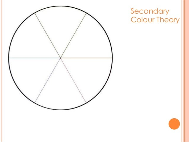Secondary Colour Theory