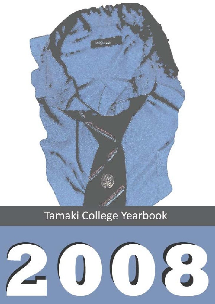 Yearbook 2008 - William Tuikolovatu
