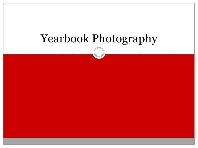 Yearbook Photography