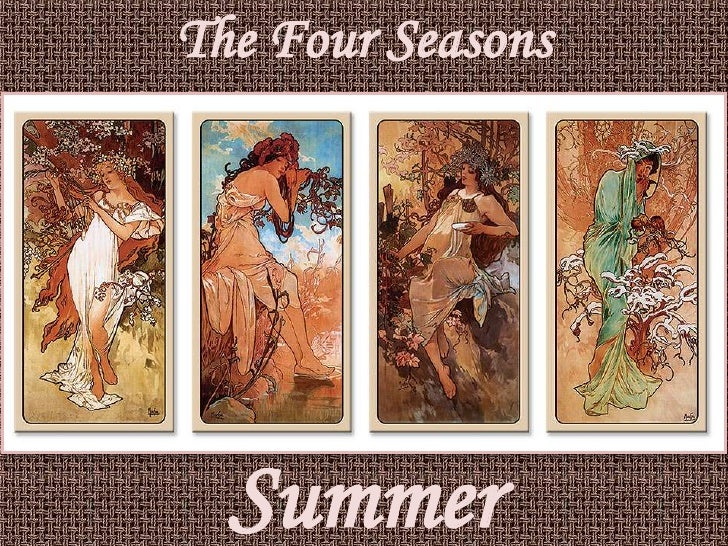 The Four Seasons<br />Summer<br />