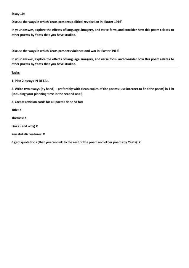Loyola high school application essay