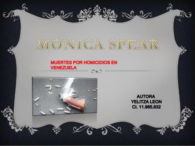 HOMICIDIOS EN VENEZUELA