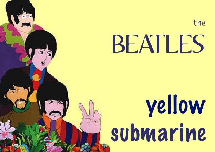 theBEATLES   yellowsubmarine