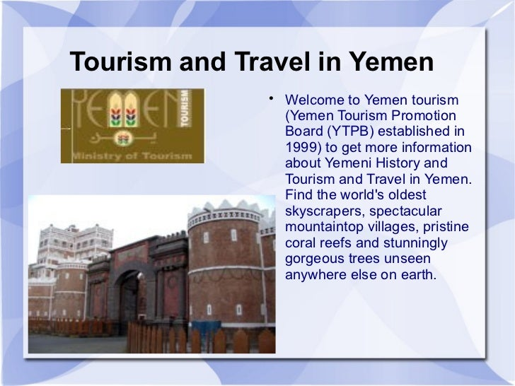 Tourism and Travel in Yemen                                Welcome to Yemen tourism                  (Yemen Tourism Promo...
