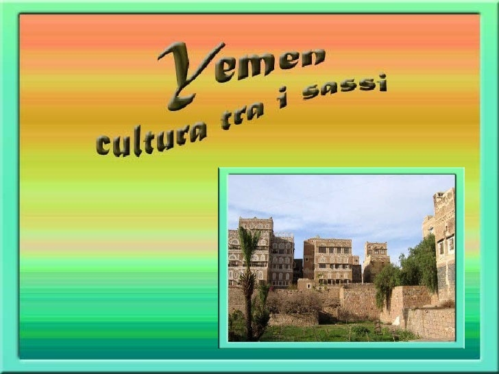 Yemen Culturatraisassi