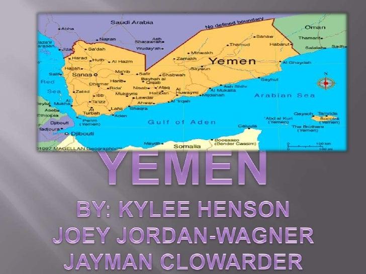 Yemen third world