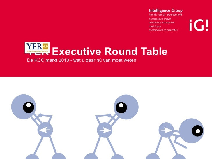 YER Executive Roundtable KCC 12/11/2009