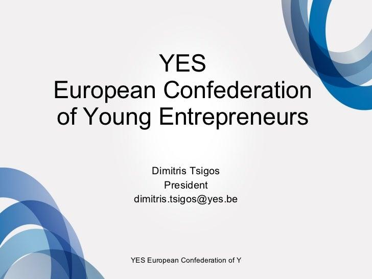 European Young Entrepreneurs
