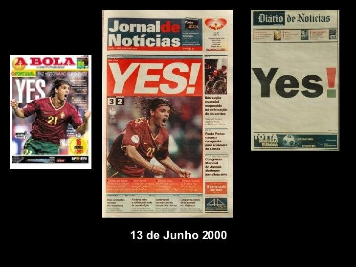 13 de Junho 2000