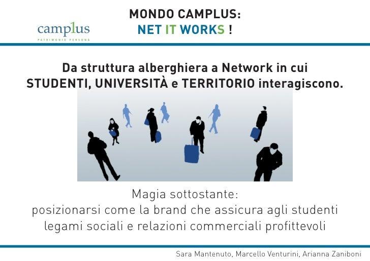 Corso di Marketing - prof. Laura Amadesi