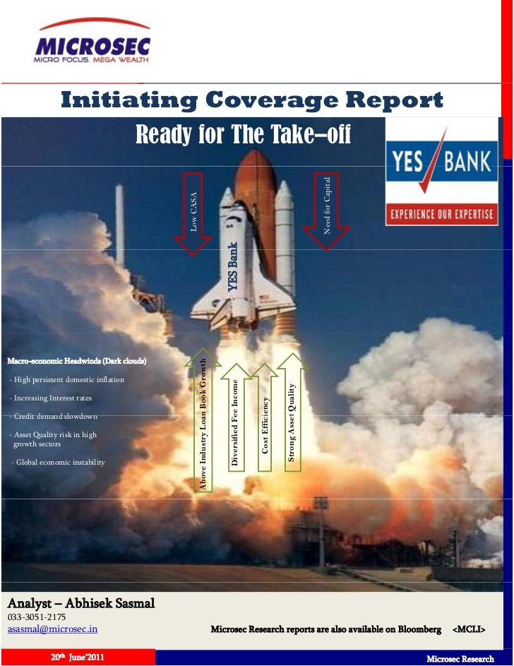 Initiating Coverage Report                                       Ready for The Take–off                                   ...