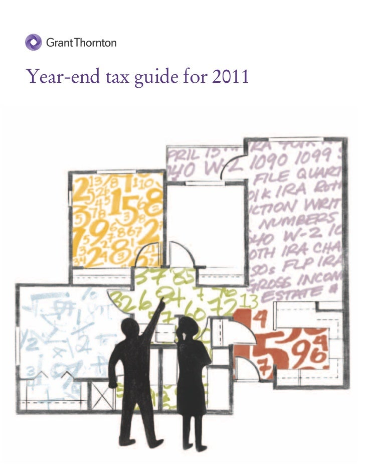 Year-end tax guide for 2011