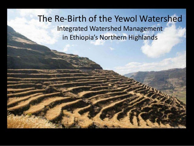 thesis on integrated watershed management A study of 'the practice and challenges of lake management in ethiopia-the case of lake koka master thesis in integrated water resource management course code.