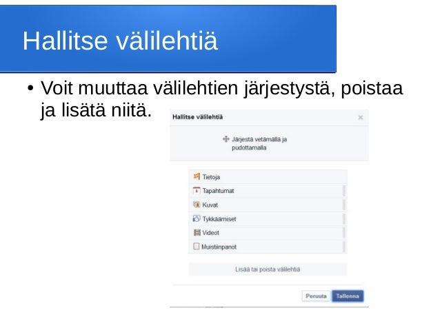 facebook sivut yritykselle Pudasjarvi