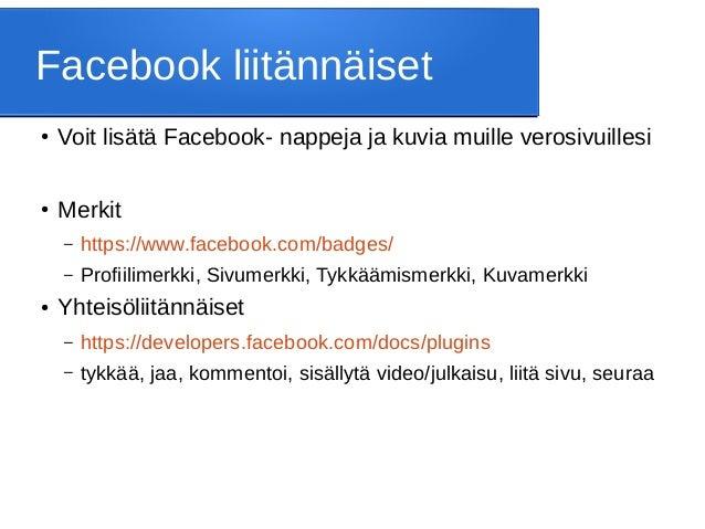 yritykselle facebook sivut Heinola