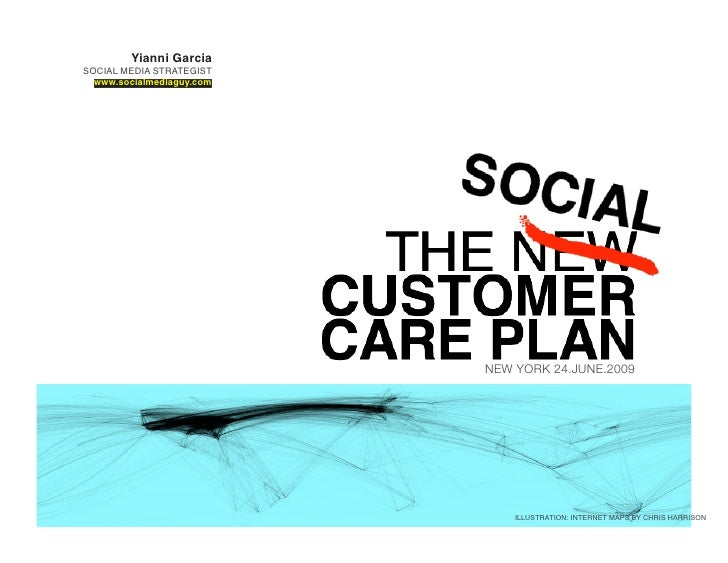The Social Customer Care Plan