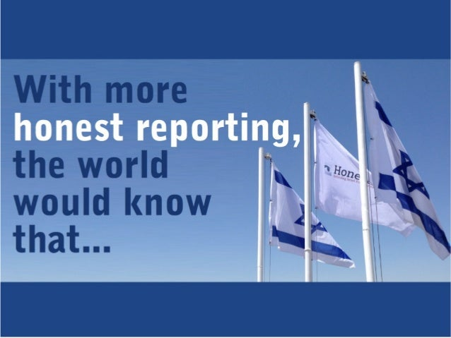 Recognize Israel's Accomplishments