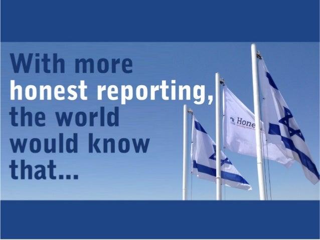 Recognize Israel's Accomplishments