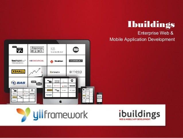 IbuildingsEnterprise Web &Mobile Application Development