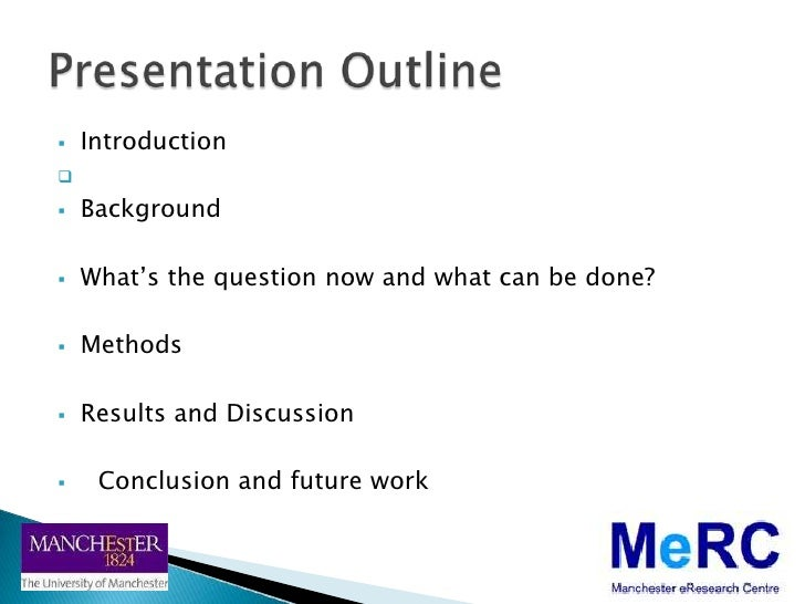 presentation of thesis university of manchester Synchrony and diachrony of english periphrastic causatives: a cognitive perspective a thesis submitted to the university of manchester for the.