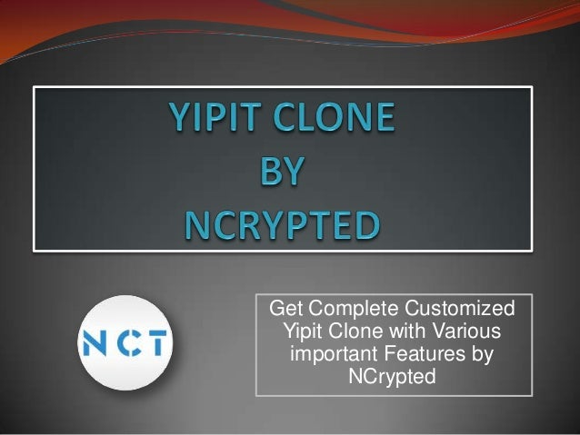 Get Complete Customized Yipit Clone with Various important Features by NCrypted