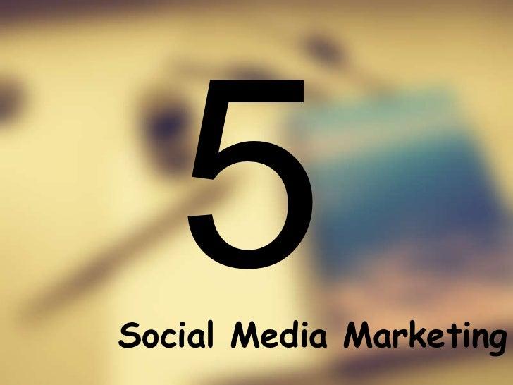 """Yixia """"Social Media Marketing"""""""