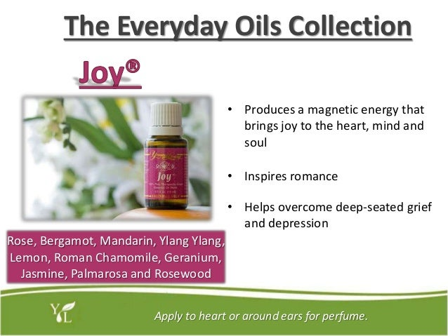 Arthritis Young Living Oil Young Living Everyday Oils