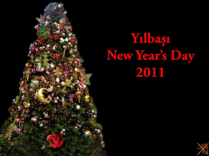 Yılbaşı, new year's day 2011