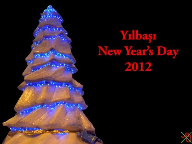 Yılbaşı, new year's day 2012