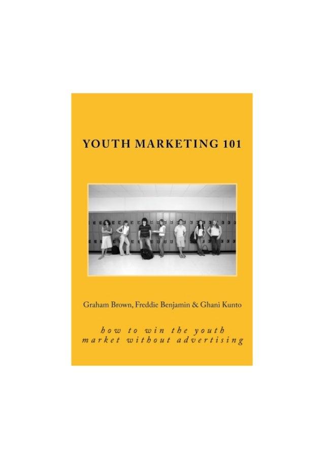 (GhaniKunto.me) Download: Youth Marketing 101