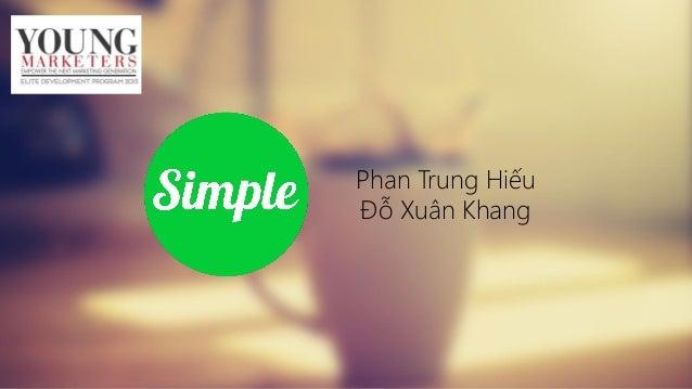 Phan Trung Hiếu Đỗ Xuân Khang