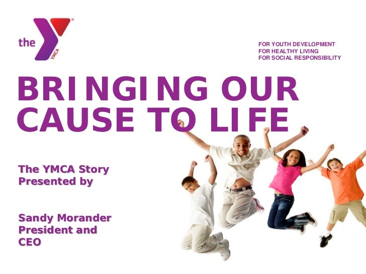 YMCA Bringing a Cause to Life - AMA San Antonio