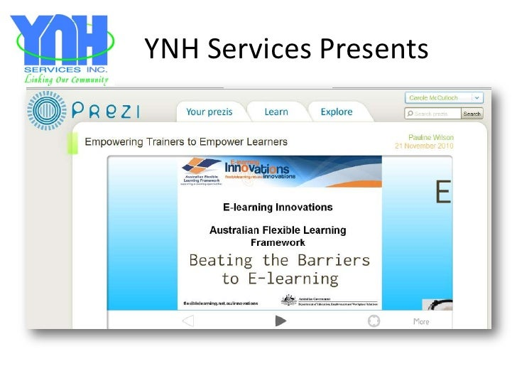 YNH Services Presents<br />
