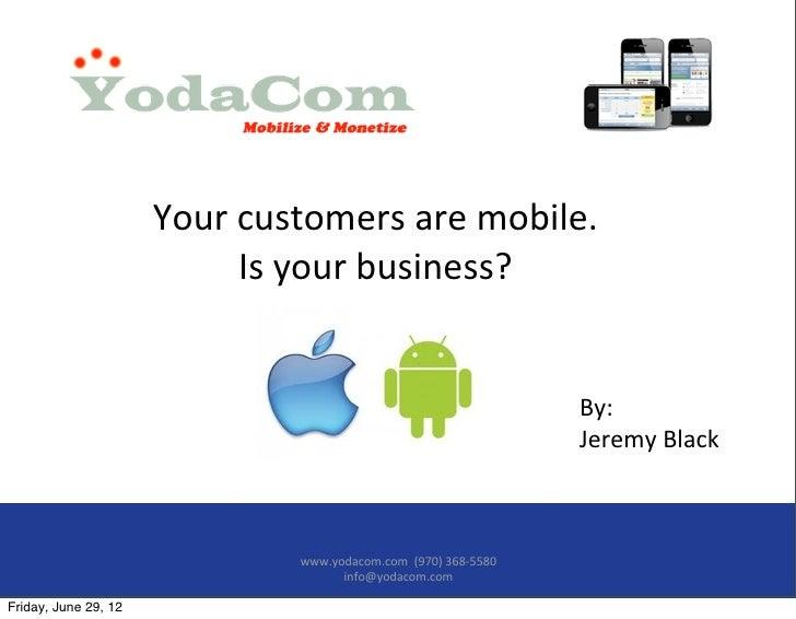 Yodacom mobile for_business