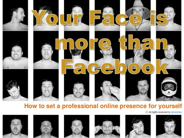 How to set a professional online presence for yourself