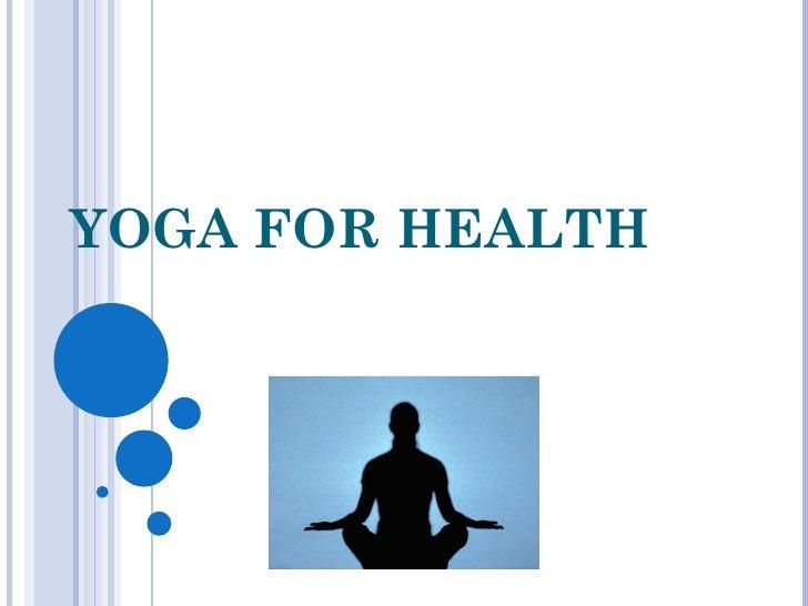 Yoga )