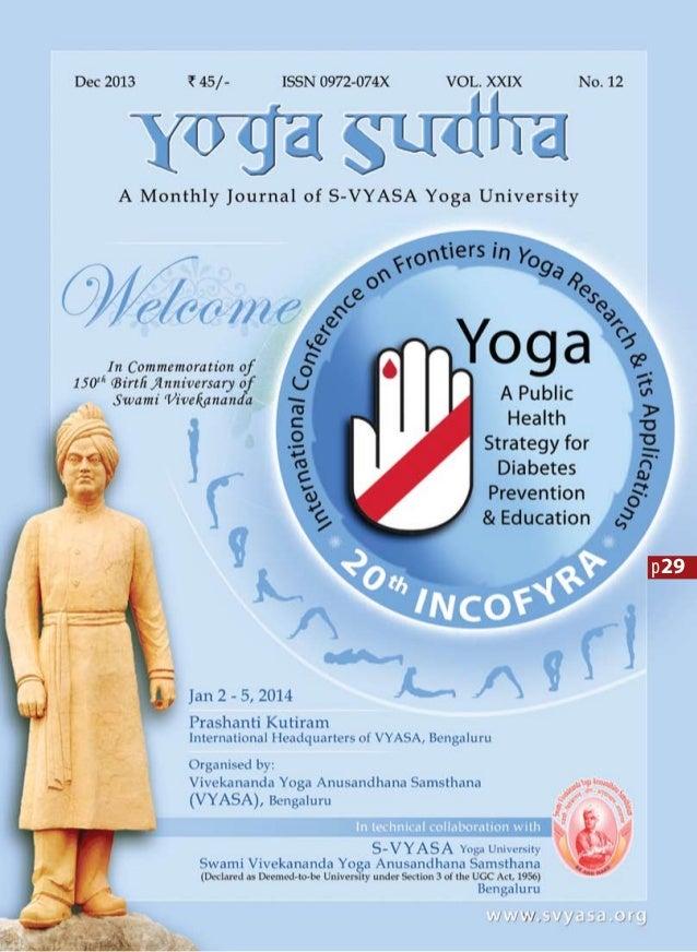 Review of Dr Ananda's Yoga Chikitsa Book