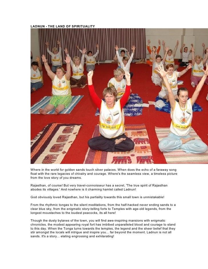 Yoga Maditation