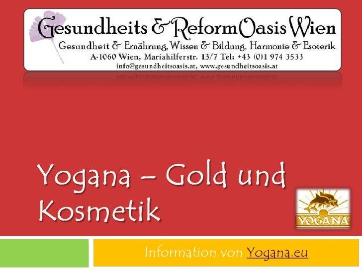 Information von Yogana.eu