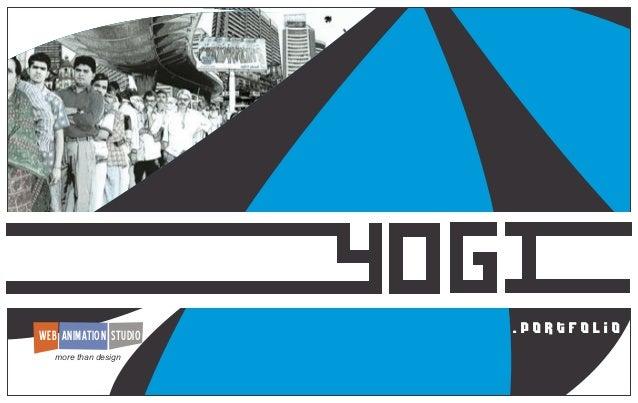 Yogi portfolio v5